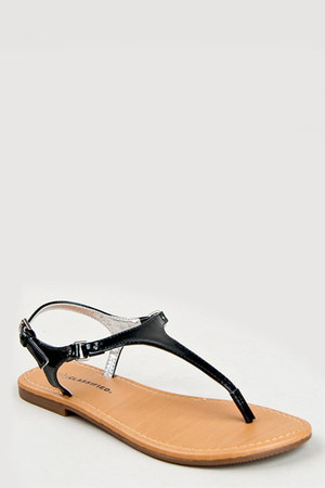 black City Classified sandals