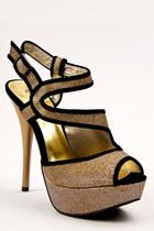 Gold-qupid-sandals