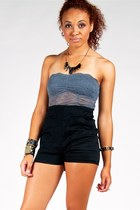 Black-lush-shorts