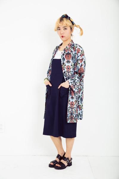 havepp jacket - havepp t-shirt - havepp skirt