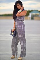 Chic on a budget - Ornate Jumpsuit