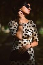Shabby Apple dress - Chanel bag