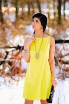 yellow yellow dress dress