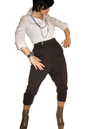 Harem pants and Marni
