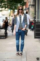 blue Chloe jeans