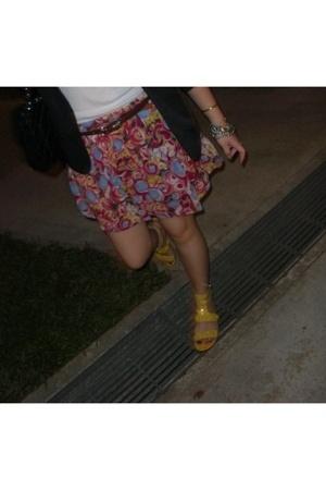 thrifted skirt -