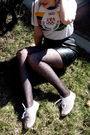 Black-vintage-skirt-white-vintage-blouse-black-target-stockings-beige-keds