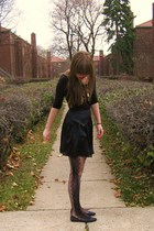 Forever 21 skirt - H&M shirt - Forever 21 tights - Urban Outfitters shoes - BB D