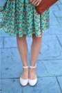 Sky-blue-modcloth-dress-burnt-orange-forever-21-bag-light-pink-flats