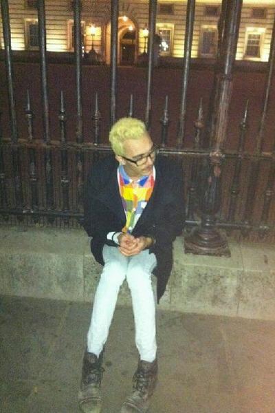 white Primark cardigan - charcoal gray asoscom boots - off white Topman jeans