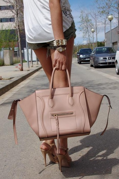 "celine nano luggage bag - Tan Celine Bags | ""tan Celine bag"" by aandraa000 | Chictopia"