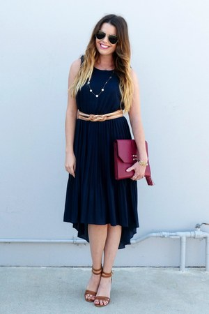 navy Philosophy dress