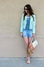Mint-h-m-jacket-white-american-apparel-top-denim-kensie-romper