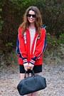 Olympics-jacket-canvas-superga-sneakers-black-h-m-skirt