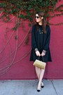 Black-and-gold-lola-minx-dress-gold-sequins-vintage-bag