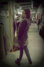 Deezee-boots-sinsay-coat-lee-jeans