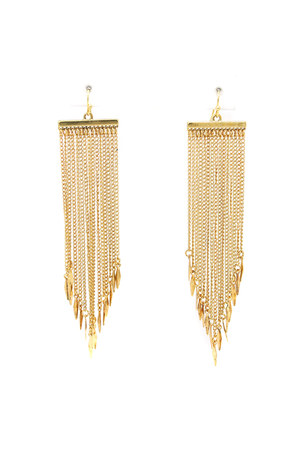 gold AbsoluteAccessorycom earrings