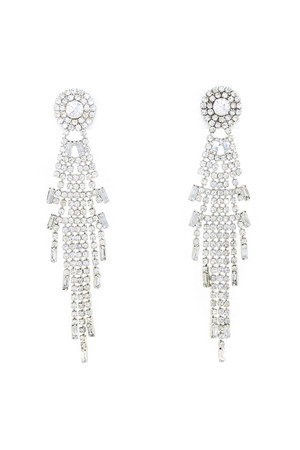 silver AbsoluteAccessorycom earrings