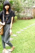 shirt - NyLa pants - Zara shoes - accessories