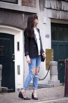 OASAP top - Stylenanda jeans