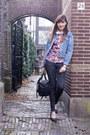 Levis-jacket-topshop-sweater-topshop-bag-cheap-monday-pumps