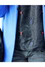 Blue-h-m-trend-coat-black-mango-jeans-black-uterque-bag-black-zara-heels