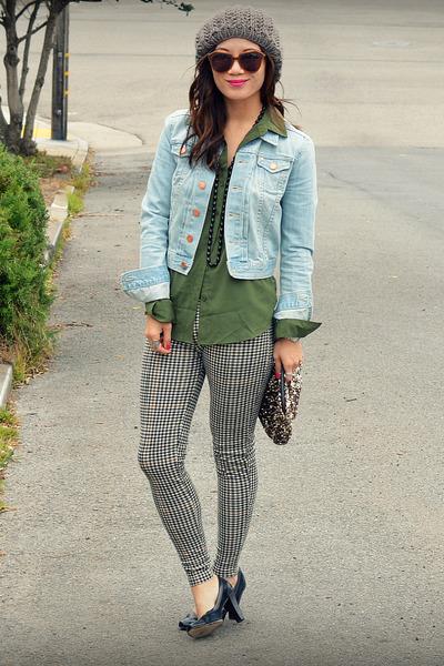 H&M pants - H&M jacket - Old Navy shirt