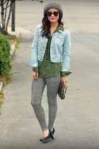 H&M pants - H&M jacket - Old Navy shirt