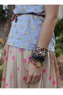 Polka-dot-kate-spade-skirt-urban-outfitters-hat-zara-heels