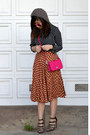 Polka-dot-popbasic-shirt-coach-bag-sole-society-heels