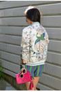 Zara-jacket-coach-purse-madewell-shorts-neon-keds-sneakers