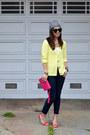 Forever-21-jeans-h-m-hat-yellow-zara-sweater-prabal-gurung-x-target-heels
