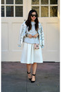 Asian-print-zara-jacket-h-m-bag-h-m-skirt-zara-heels-target-sweatshirt