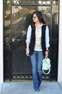 American-eagle-jeans-gap-shirt-loeffler-randall-bag-sequin-jcrew-top