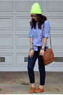 Suede-dv-dolce-vita-shoes-forever-21-jeans-neon-asos-hat-stripe-gap-shirt