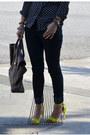 Forever-21-jeans-polka-dot-popbasic-shirt-31-phillip-lim-bag-h-m-heels