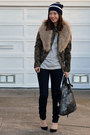 Forever-21-jeans-stripe-gap-hat-camo-zara-jacket-foley-corinna-bag