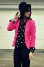 Shoemint-flats-reiss-hat-h-m-blazer-h-m-shirt-h-m-pants