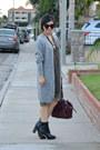 H-m-boots-h-m-dress-vintage-sweater-forever-21-bag