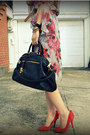 H-m-dress-sdgf-bag-tabio-heels