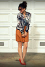 Minusey-jacket-f21-shirt-jcrew-skirt-gap-heels