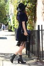 Leather-topshop-boots-suede-asos-dress-fringed-asos-bag