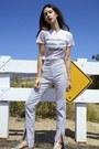 Vintage-billy-made-me-do-it-t-shirt-stripe-acne-studios-pants