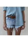 Ksubi-shorts-illesteva-sunglasses-carol-isabel-marant-sandals