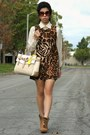 Brown-michael-kors-boots-dark-brown-diy-dress-eggshell-reed-krakoff-bag