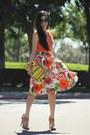 Gold-tory-burch-bag-black-chanel-sunglasses-carrot-orange-eshakti-skirt