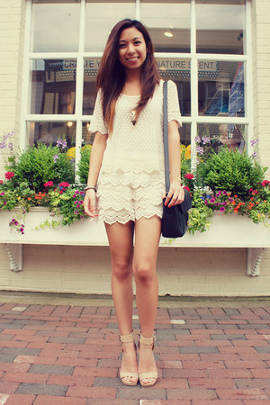 Jeffrey Campbell heels - Marc by Marc Jacobs bag - OASAP shorts