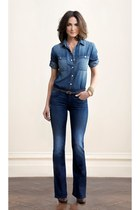 7 for all mankind jeans - 7 for all mankind shirt