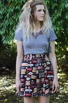 no tag skirt