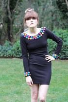 Express Tricot dress